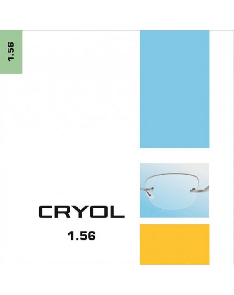 CRYOL PHOTO 1.56 AS HMC/EMI/UV400 Grey/Brown  Линза астигматическая фотохромная асферическая