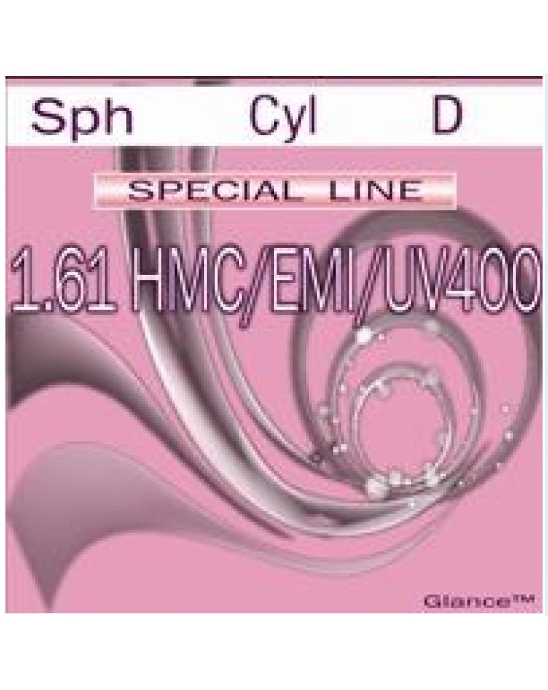 Special line Glance 1.61 HMC/EMI/UV400