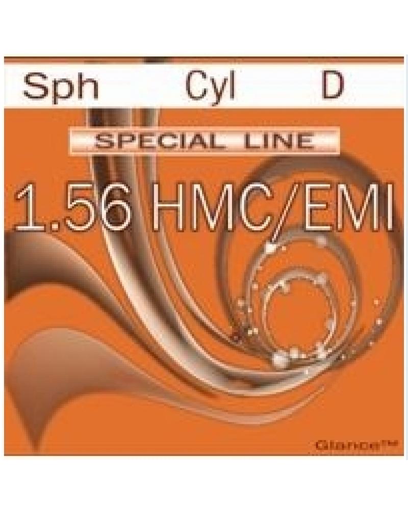 Special line Glance 1.56 HMC/EMI/UV400