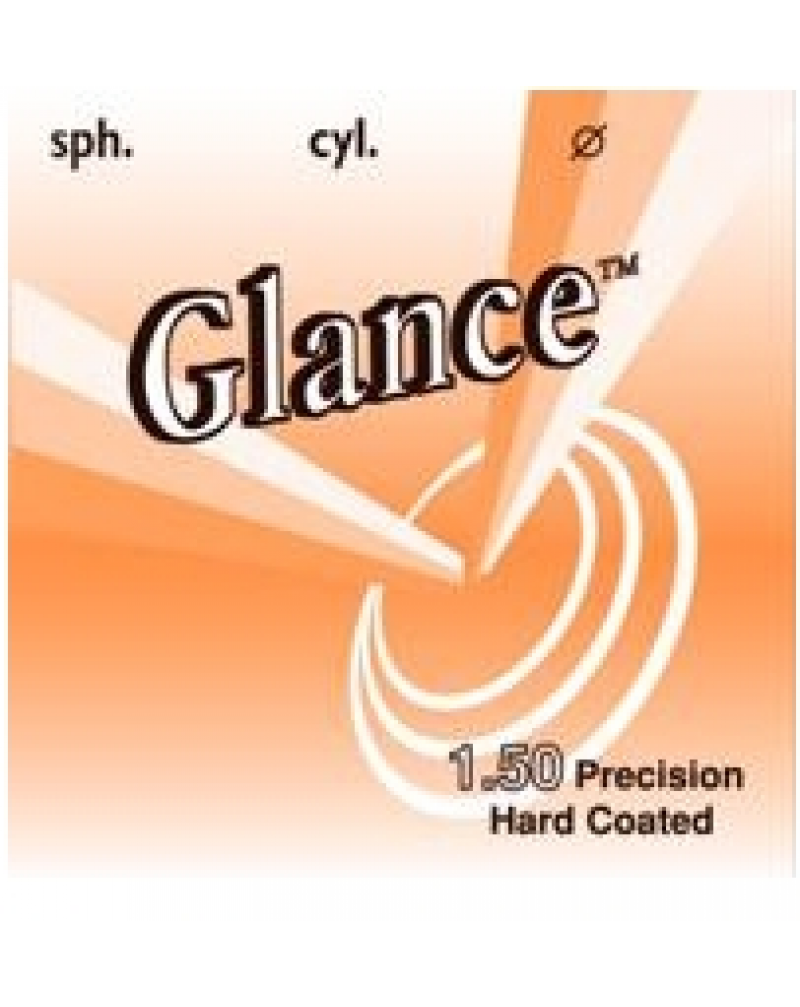 Glance Precision Hard Coated 1.50 HC