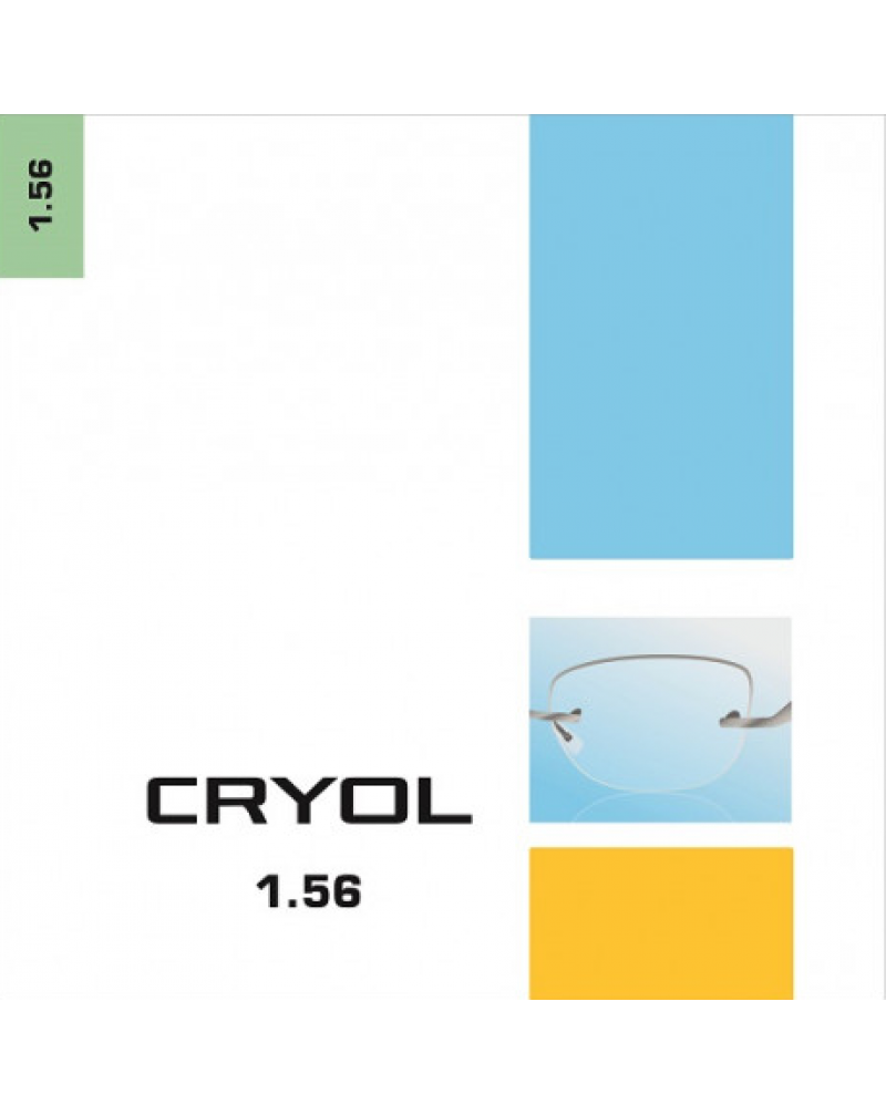 CRYOL 1.56 HMC/EMI/UV400 Grey/Brown 15%