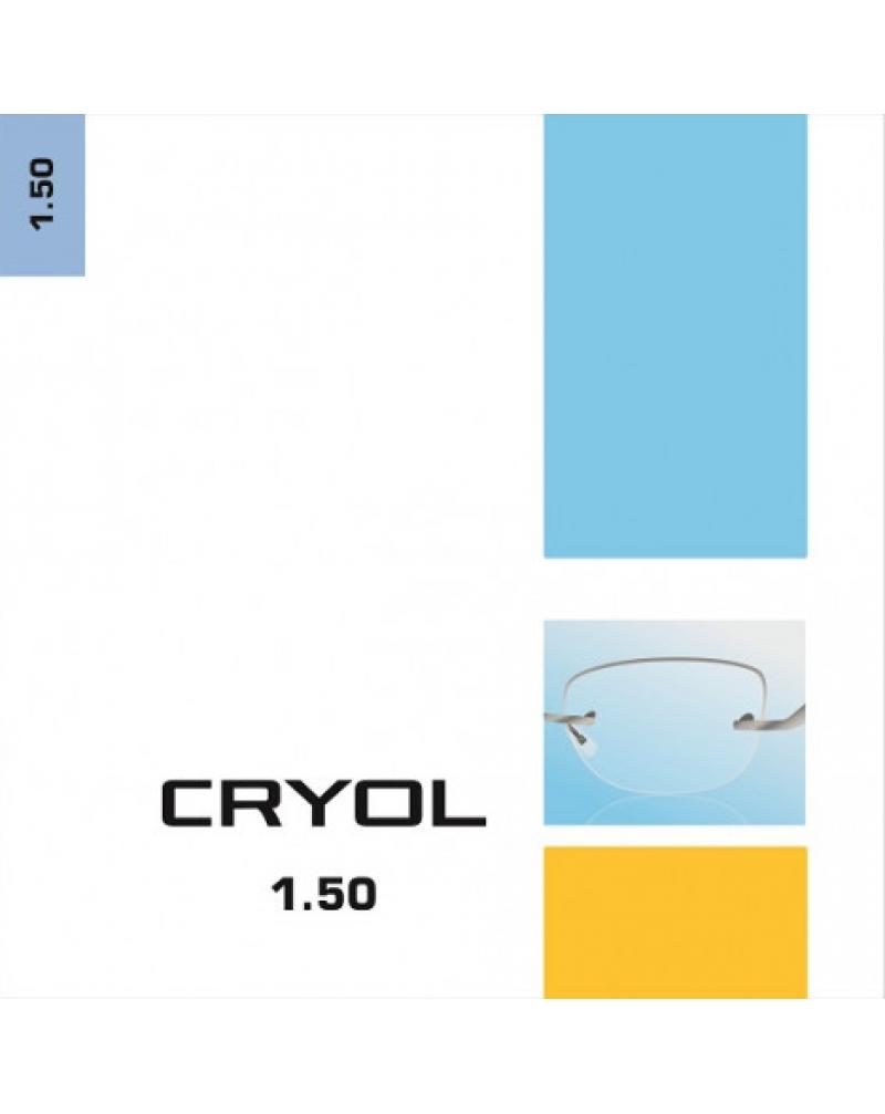 CRYOL FLATTOP 1.50 HMC/EMI/UV400