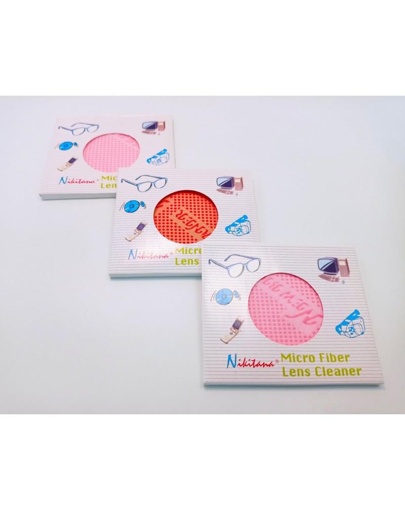 Салфетка из микрофибры с силиконовыми капельками