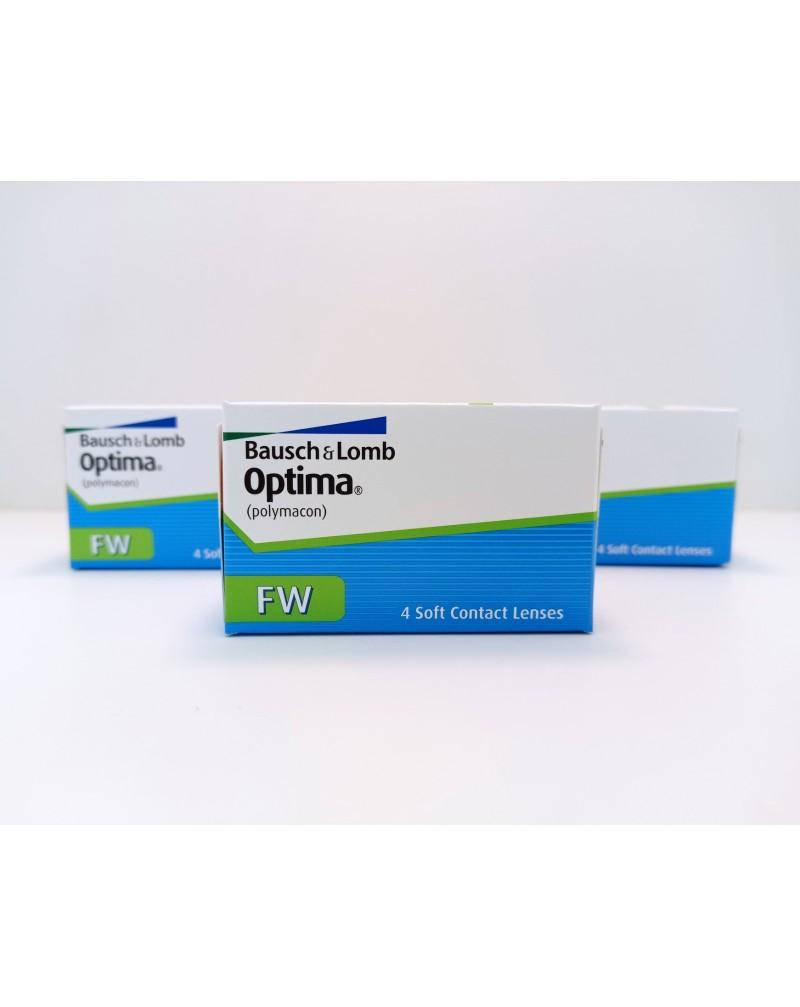 Контактные линзы Optima (1шт)
