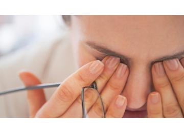 Сухость глаз: из-за чего появляется и как избавиться?