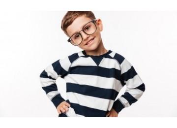 Выбираем первые очки для ребенка